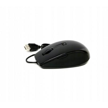 Mysz optyczna USB DELL MOCZUL BLACK