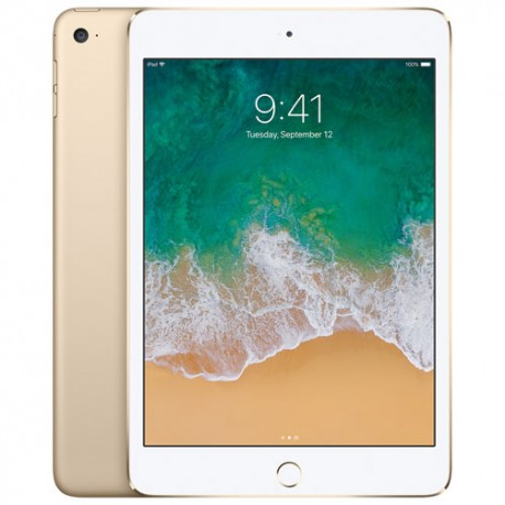 Apple iPad Mini 4 16GB Gold WiFi + 4G RETINA