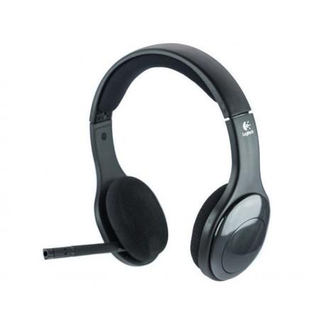 Bezprzewodowy zestaw słuchawkowy Logitech H800