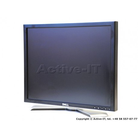 "DELL 20"" 2007FPb Black"