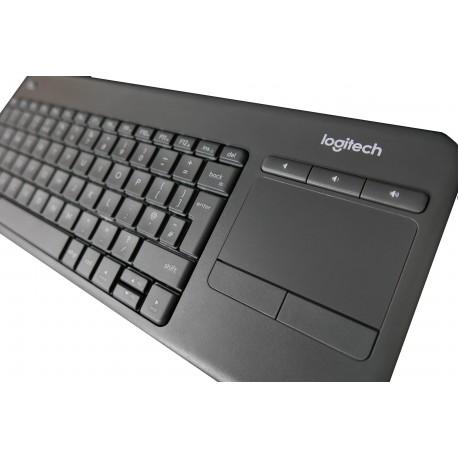 Klawiatura Logitech Wireless Touch Keyboard K400