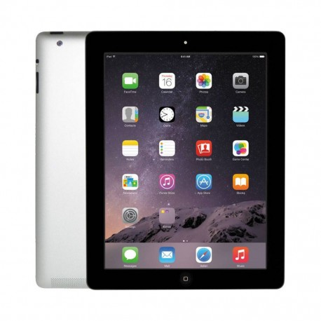Apple iPad 4 16GB Black WiFi RETINA