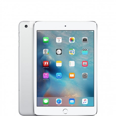 Apple iPad Mini 3 16GB Silver WiFi + 4G RETINA