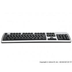 Klawiatura USB HP KUS0133 (czytnik kart)