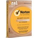 NORTON SECURITY DELUXE wersja BOX 12 miesięcy