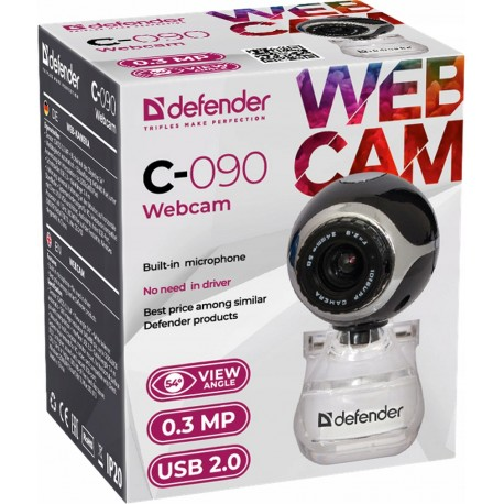 Kamerka Internetowa DEFENDER C-090