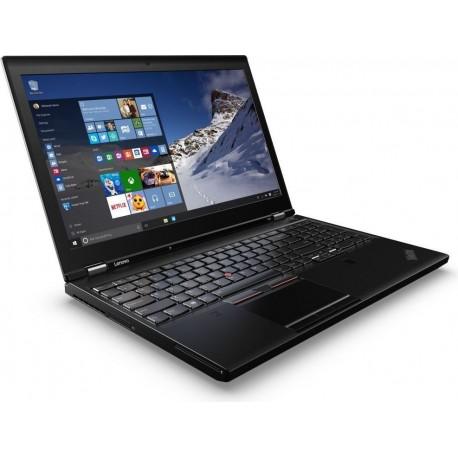 Lenovo ThinkPad P50 Core i7 2,7GHz 6820HQ