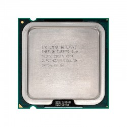 Procesor Intel Core 2 Duo 2,93GHz model E7500