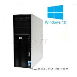HP Z400 Workstation Xeon Dual Core 2,4GHz