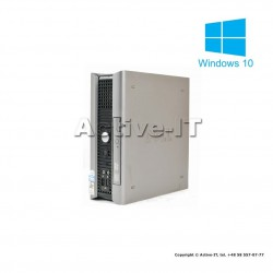 "DELL OptiPlex 760 USFF Core 2 Duo 3,0GHz + LCD 17"""