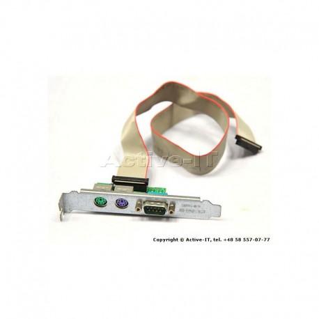 DELL OptiPlex złącze COM + 2x PS/2