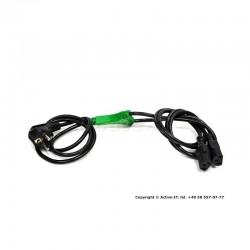Kabel zasilający podwójny