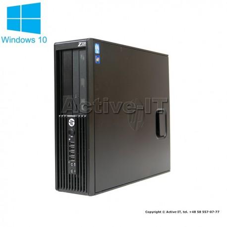 HP Z220 DT Xeon Quad Core 3,4GHz