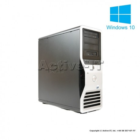 DELL Precision 690 2 x Xeon Dual Core 2,66GHz
