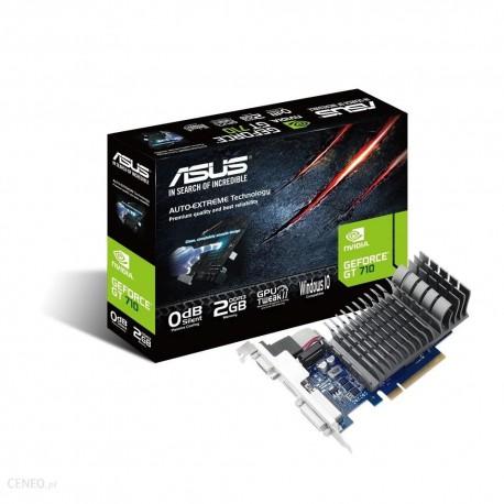 ASUS GeForce GT 710 2GB RAM NOWA