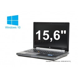 HP EliteBook 8560W Core i7 2,3GHz