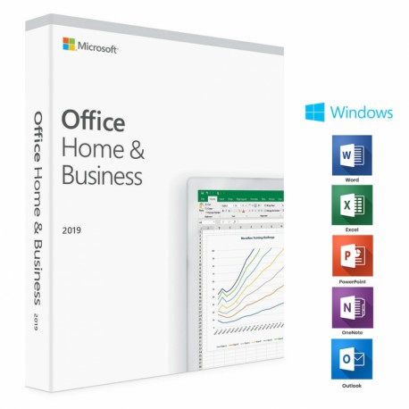 Microsoft Office 2019 Home & Business PL