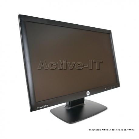 "HP 20"" LE2002x Black"