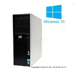 HP Z400 Workstation Xeon Dual Core 2,4GHz