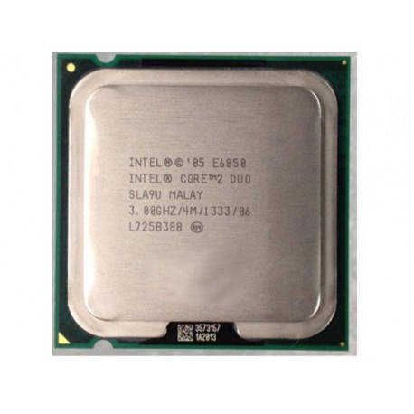 Procesor Intel Core 2 Duo 3,0GHz model E6850