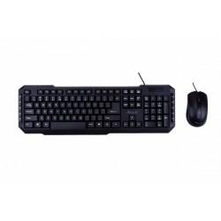 Zestaw klawiatura i mysz LARK KBM 600